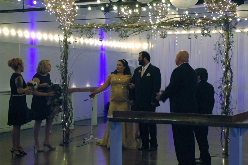 ceremony & reception - wedding day - 3012