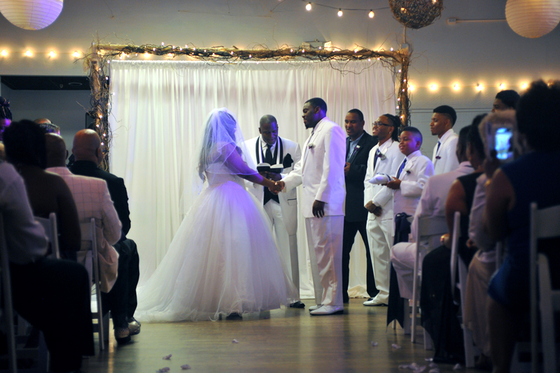ceremony & reception - wedding day - 3014