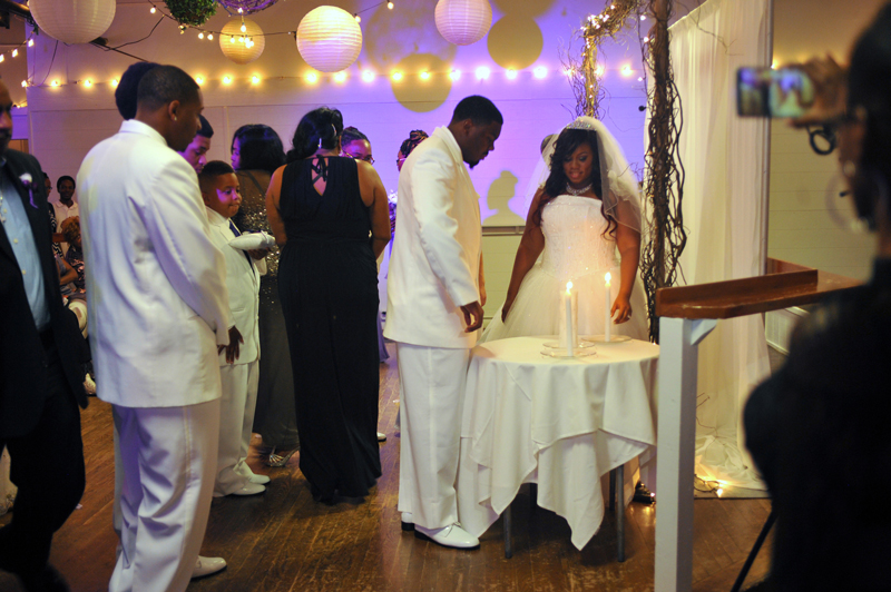ceremony & reception - wedding day - 3015