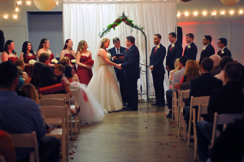 ceremony & reception - wedding day - 3017