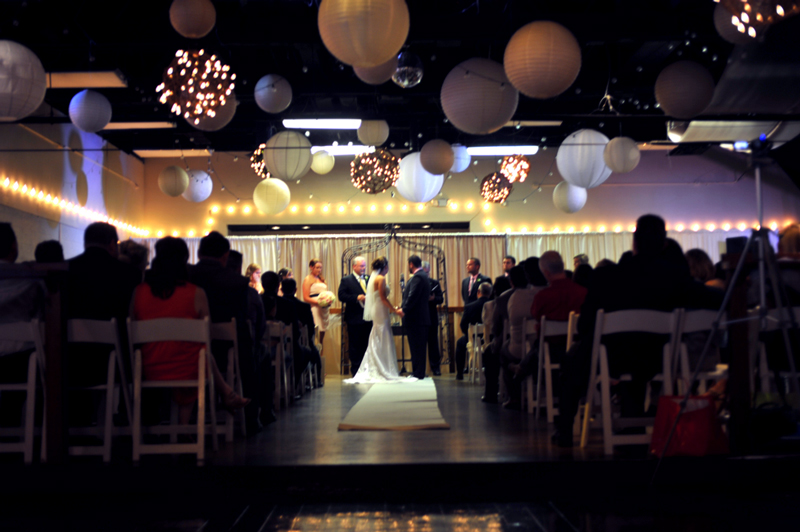 ceremony & reception - wedding day - 3022