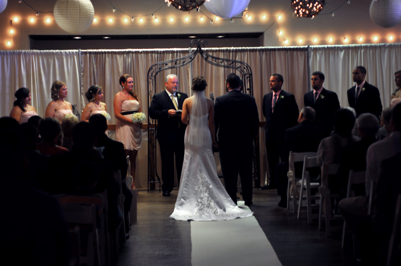 ceremony & reception - wedding day - 3023