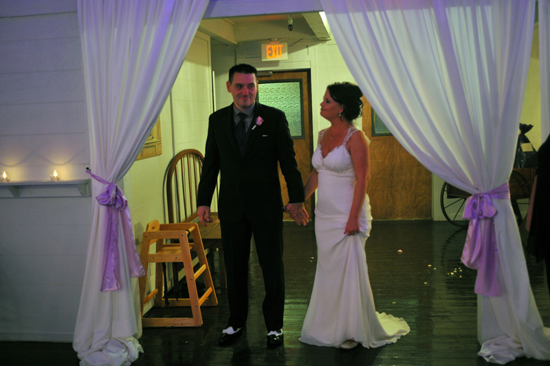 ceremony & reception - wedding day - 3034