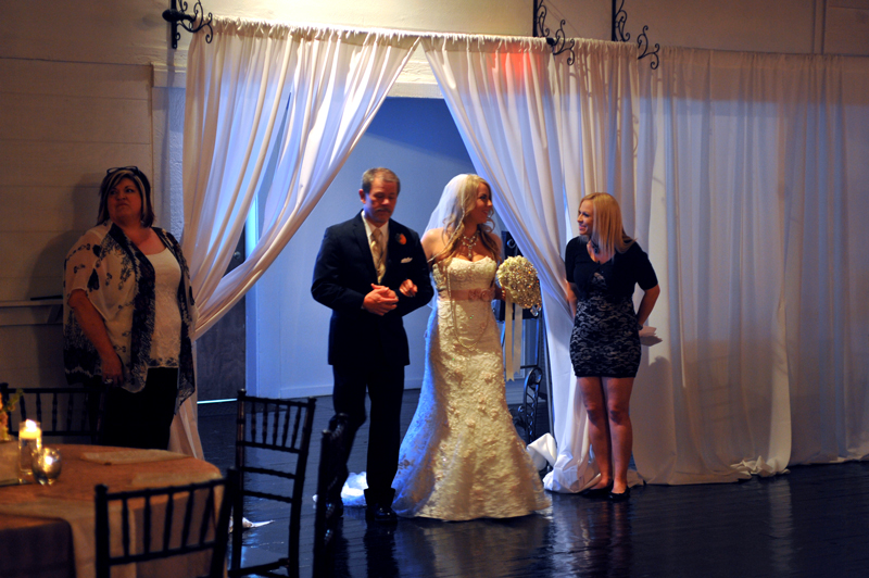 ceremony & reception - wedding day - 3039