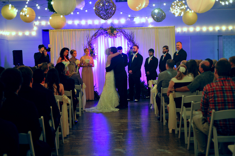 ceremony & reception - wedding day - 3040