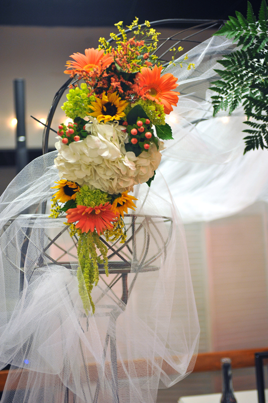 ceremony & reception - wedding day - 3050