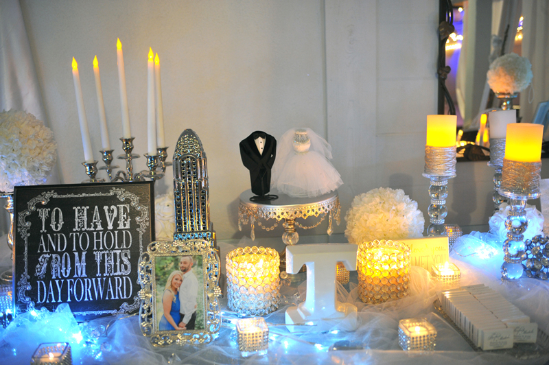 foyer - wedding day - 2005