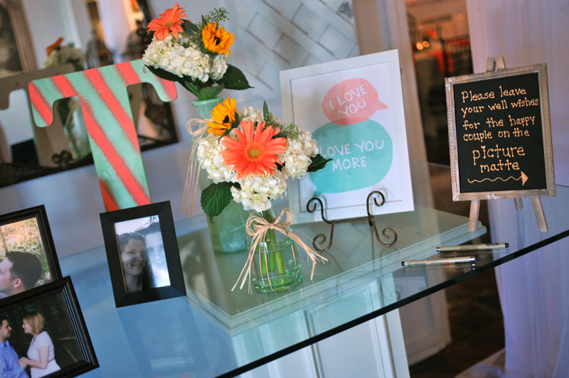foyer - wedding day - 2120