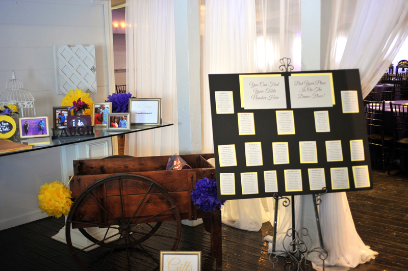 foyer - wedding day - 2124
