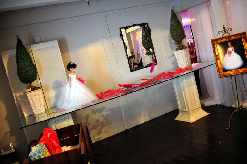 foyer - wedding day - 2138