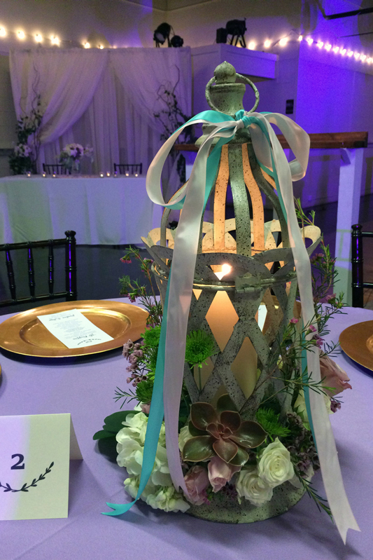 Wedding Reception - Wedding Day - 1022