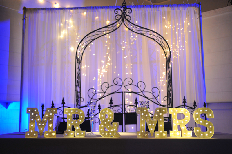 Wedding Reception - Wedding Day - 1054