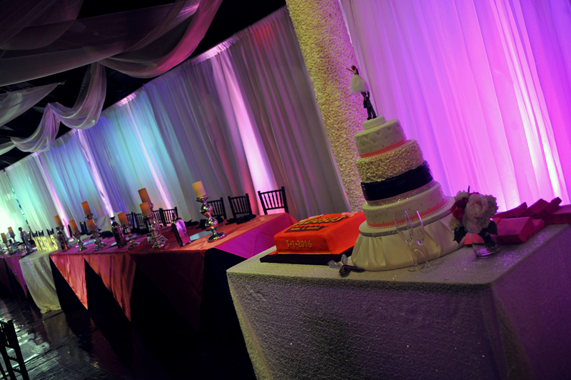 Wedding Reception - Wedding Day - 1074